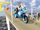 Bike Impossible Tracks Challenges ist ein einfaches Stunt und Rennspiel fü