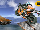 Bist du bereit für extrem knifflige Stunts im verrückten Moto Bike St