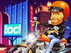 Biker Stars Racer ist ein Motorradfahrspiel mit 8 Karten und 3 verschiedenen Sp