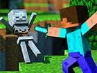 Trete in die Welt von Minecraft Block World ein, während du versuchst, ein