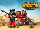 Block Cars ist ein 3D-Multiplayer-Auto-Shooter. Sie können an Rennen teiln