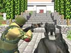 Blocky Siege bietet coole Pixelgrafiken und intensive Multiplayer-Kämpfe m