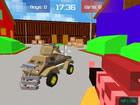 Blocky wars 3D Toonfare ist das ultimative Multiplayer-Kriegsspiel im 3D-Block-