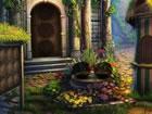 In einem wunderschönen riesigen Dorf lebten ein paar Häuser und Mensc