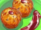 Zum Frühstück sind Mittag-oder Abendessen Blueberry Muffins immer eine gute B