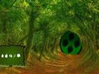 In diesemBoden Verschmutztes Wald Fluc...