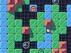 Bombenfrosch ist eine Kombination aus Pacman und Bomberman. Das Ziel ist es, Bo