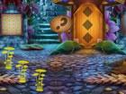 In einem schrecklichen Dorf gab es einen Palast von sehr großer Grö&