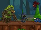 Boss vs Warriors ist ein Online-Actionspiel, das Sie kostenlos spielen kön