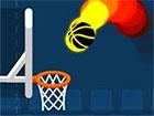Bouncy Dunk ist das Arcade-Basketballspiel, bei dem Sie versuchen müssen,