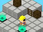 Box Factory ist ein isometrisches Puzzlespiel, bei dem das Ziel darin besteht,