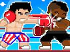 Versuche alle Boxer von beiden Seiten zu sch...