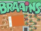 Braains.io ist ein teambasiertes Io-Spiel, bei dem du entweder auf der Zombiese