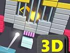 Ein cooles Brick Breaker Spiel in 3D mit vielen Powerups, die du sammeln kannst