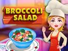 Das Rezept für Brokkolisalat eignet sich hervorragend für ein Sommerp