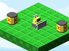 Bulldozer ist ein Actionspiel, bei dem der Spieler einen Bulldozer steuert und