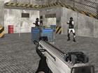 Der zweite Teil des 3D-Ego-Shooters Bullet Fury. Ihre Truppe hat die Position e