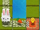Bunny Quest ist ein Spiel, in dem wir einen Weg für das kleine Kaninchen s