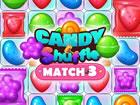 Willkommen bei Candy Shuffle March3 Puzzle-Spiel. Fordern Sie sich zu Tonnen vo
