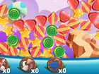 Candy Smash ist ein lustiges 3-Gewinnt-Spiel...