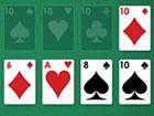 Canfield Solitaire ist ein Kartenspiel mit sehr geringer Gewinnwahrscheinlichke