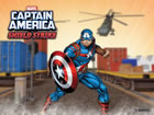 Captain America: Schildschlag ist ein Superhelden-Actionspiel mit Captain Ameri