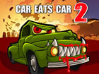 Car Eats Car 2 ist ein lustiges Side-Scrolli...