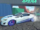 Car Simulator Arena ist ein lustiges und spannendes Fahrspiel, in dem Sie eine