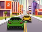 Car Traffic 2D ist ein unterhaltsames Fahrspiel, bei dem Sie durch den Verkehr