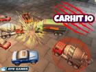 CarHit.io ist ein .io-Spiel, bei dem es darum geht, andere Autos von der Plattf
