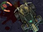 Fahre deinen Weg durch eine Zombie-Apokalypse. Flüchte schnell vor Feinden