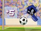 Cartoon Network: Penalty Power ist ein Elfmeterschießen mit einer Besetzu