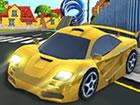 Cartoon Stunt Car ist ein neues Spiel mit Grafiken im Cartoon Stil und realisti