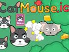 CatMouse.io ist ein lustiges Multiplayer-Spiel, das den Kampf zwischen Katzen u