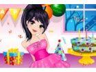 Cristina ist zu ihrer besten Freundin Geburtstagsparty eingeladen; Sie will ein