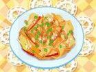 Wir präsentieren Ihnen eine neue Art von Huhn Rezept - Huhn Pad Thai. Es wird