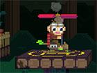 Chimp Copter ist ein hartes Multitasking-Spiel, das mehrere Mechanismen bietet.