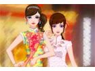 Diese niedlichen chinesischen Mädchen wollen aussehen wie eine Puppe China auf