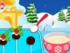 Dieses Jahr zu Weihnachten möchte ich ein neues Rezept ausprobieren Dessert: C