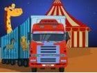 Registriert die unglaubliche Welt des Zirkus und verschieben die Karawanen um,