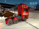 Sind Sie bereit, in diesem abenteuerlichen Simulationsspiel einen 4x4-Lastwagen