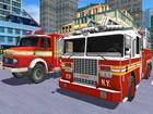 Bist du bereit, das aufregendste Feuerwehrauto-Spiel aller Truck-Spiele zu spie