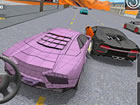 Erlebe Furious Car Driving in der Stadt Furious Car Driving Simulator mit Game