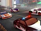 City Police Enforcer ist ein Polizeiauto, das Jagd nach Verfolgern verfolgt und