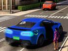 Spielen Sie City Taxi Driver Sim und haben Sie Spaß mit einem Taxi-Simula