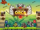 Clash of Orcs ist eines der besten neuen Online-Multiplayer-Kampfspiele und Mul