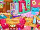 Ihr Schlafzimmer ist ein Durcheinander und müssen gereinigt werden, bevor dein