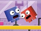 Colour Magnets ist das fantastische 2-Spieler-Arcade-Spiel, in dem du und dein