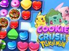 Willkommen bei Cookie Crush Pokemon Swipe und ordne 3 oder mehr ähnliche K