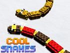 Coole Snakes.io ist schlitternden Schlangen-...